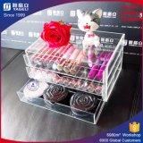 Acrylic Cosmetic Makeup Organizer Lipstick Holder, Makeup Storage