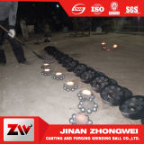 China High Hardness Casting  Grinding Ball for Sale