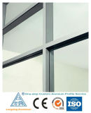 Aluminum Profile for Open Frame Curtain Wall