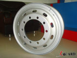 Steel Wheel 8.5-24 L-Guard Brand with ISO