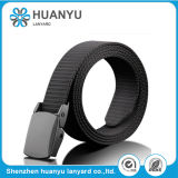 Polyester Customized Adult Men Fabric Woven Nylon Belt