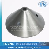 Sheet Metal Steel SPCC Lighting Parts Cone Shape Cover