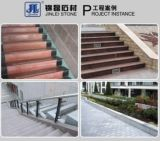 Natural Granite & Marble Stone Polished Step for Indoor or Outdoor