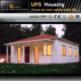 Easy to Install Holiday Steel Frame Prefab House with Cheaper Price
