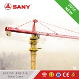 Sany Syt125e (T6515-8) Types of 8 Ton Tower Crane Harga Tower Crane Specification