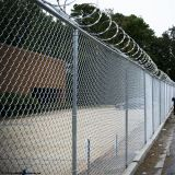 Airport Welded Wire Mesh/Fence Fr4