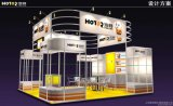 Fshionable 6m*6m Exhibition Booth Design
