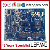 Computer Main Board Communication Circuit Board PCB Supplier