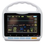 Portable 5 Inch TFT Multi-Parameter Patient Monitor-Alisa