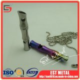 High Quality Multi-Functional Titanium Outdoor Survival Whistle