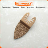 40mm (1-5/8′′) Carbide Oscillating Finger Grisp Rasp Tool Blade
