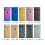 Smart Technology Colorful Double Arc Lighter