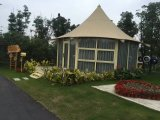Aluminum Marquee Outdoor Hotel Camping Tent for Beach Holiday Wedding