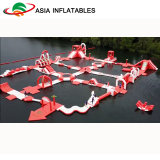 Big Inflatale Water Park for Outdoor Water Game