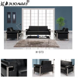 H-073 Modern Office Executive Leather Sofa Set