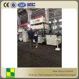 High Quality Rubber Vulcanizer Machine with 350t