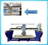 Granite Cutting Machine Marble Cutter Bridge Saw Manufacturer (XZQQ625A)