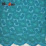 Familiar in OEM and ODM Decorative African Guipure Lace Fabric