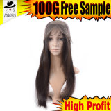 180% Brazilian Silk Front Lace Wig
