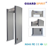 LCD Display Safe Door Jail High Sensitivity Door Frame Metal Detector with Remote Controller
