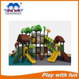 New Style Kids Playground Equipment Outdoor Garden Play System