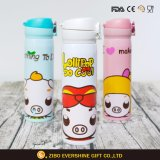 Stainless Steel Vacuum Flask Bottle with Cartoon Pinting