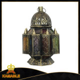 Classic Handmade Iron Project Table Lamp (KAMT-6134)