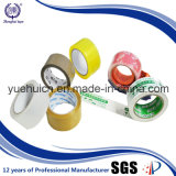 Best Selling in Supermarket BOPP Brown Clear Packing Tape