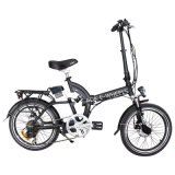 250W Lithium Battery City E-Bike with Alloy Frame (TDE-039S)