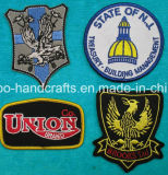 New Design Hot Sales Customized Embroidery Emblem