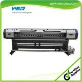 2.5m 2PCS Epson Dx7 Heads Tarpaulin Printing Machine