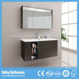 Hot LED Light Touch Switch Modern Wood Bathroom Cabinets (B920P)