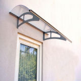 Polycarbonate Awning for Windows