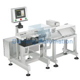 Online Check Weigher with High Speed and High Accuracy
