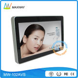 16: 10 Resolution 1280X800 for iPad Type 10.1 Inch LCD Advertising Player (MW-102AVS)