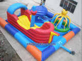 Newest Design Inflatable Castle with Good Price (A254)