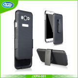 Shell Holster Combo Phone Case Housing for Samsung Galaxy E7 Kickstand Case