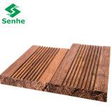 Outdoor Hardwood Bamboo Flooring with Strand Woven Bamboo