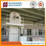 High-Efficiency Bucket Elevator with Steel Core Conveyor Belt