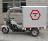 250cc 300cc Enclosed Gas Auto Food Vehicle with Wagon Box (SY300ZH-E7)