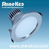 7W Aluminium SMD LED Downlight Luminaire (SUN11-7W)