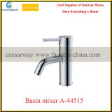 Square Single Lever Sanitary Ware Bathroom Basin Water Mixer Tap