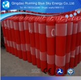 Stainless Steel Gas Cylinder Red Color