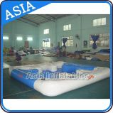 Inflatable Water Floating Island Game for Water Park Sports