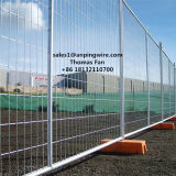 Hot Dipped Galvanized Wire Mesh Portable Temporary Fence