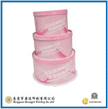 Round Paper Cake Packaging Box (GJ-Box046)