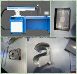 Advertising Laser Welding Machine for Titanium Sphere Characters