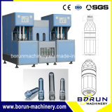 Semi Automatic Plastic Pet Bottle Making Machine / Blowing Moulding Machine for Sale