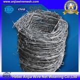 Electro Welded Galvanized Barbed Wire for Industry