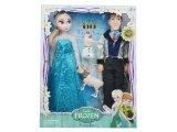 Plastic Kids Frozen Doll (H10232027)